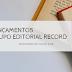 Novidades de julho do Grupo Editorial Record