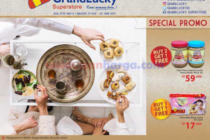 Katalog Promo Grand Lucky Superstore 29 Mei - 9 Juni 2019