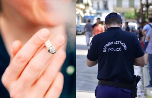 Πρόστιμα και σε θεριακλήδες αστυνομικούς: Oι πολίτες μπορούν να τους καταγγέλλουν