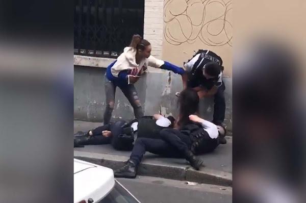 Le rappeur Moha La Squale condamné à 6 mois de prison aménageables pour outrage et rébellion