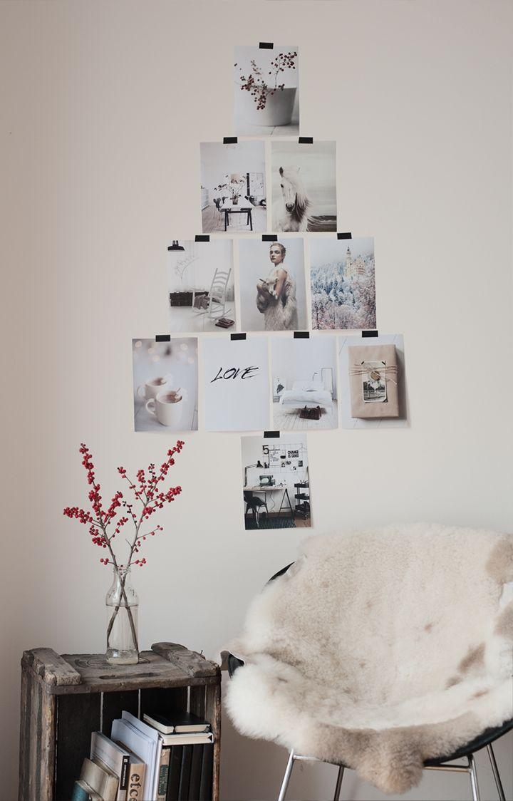 La navidad sutil 8 ideas de decoraci n navide a - Ideas arboles de navidad ...