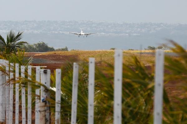 Terracap negocia com Infraero gestão de aeroporto de São Sebastião