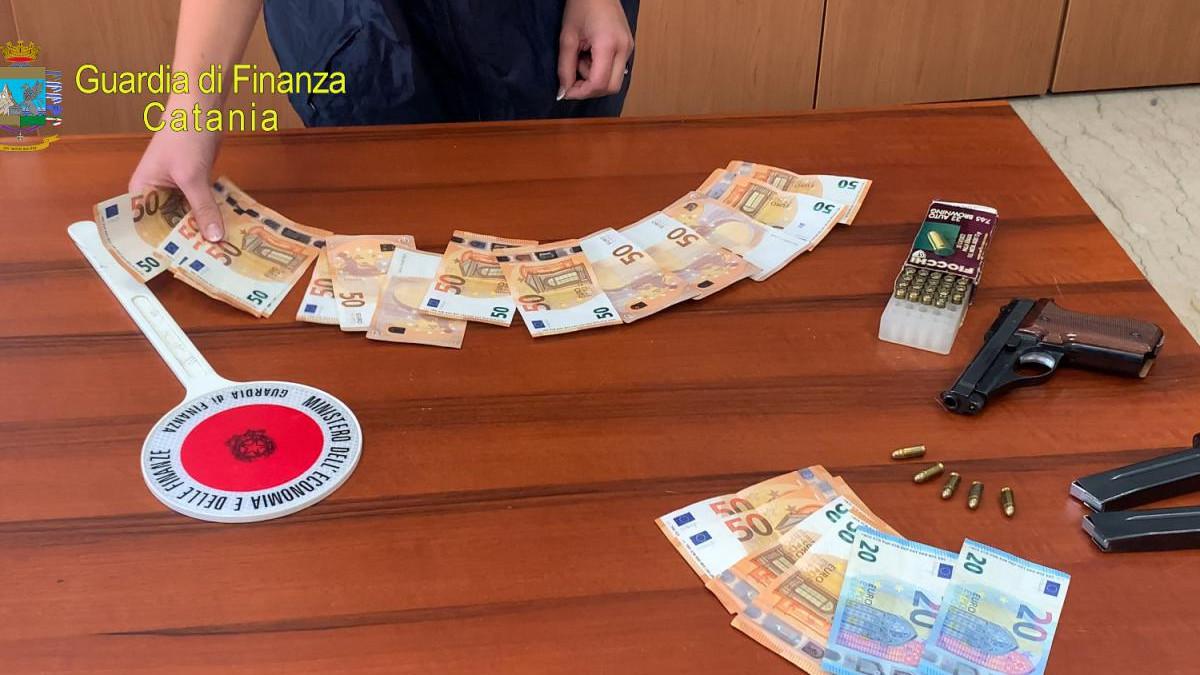 Arrestato uomo per usura a Catania