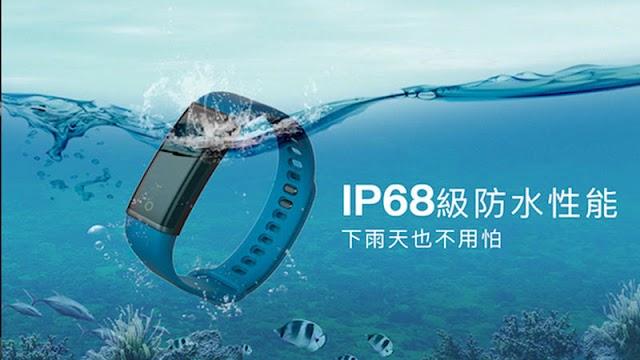 【高功價平】全新 Lenovo Cardio Plus HX03W智能手帶殺到港 附上優惠碼
