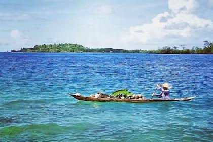 Sampan: Alat Transportasi dan Budaya Masyarakat Mentawai