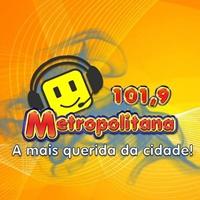 Ouvir agora Rádio Metropolitana 101.9 FM - Taubaté / SP