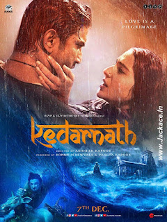Kedarnath First Look Poster 3