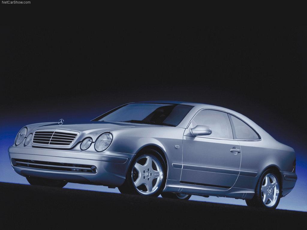 MERCEDES BENZ BLOG MercedesBenz CLKClass