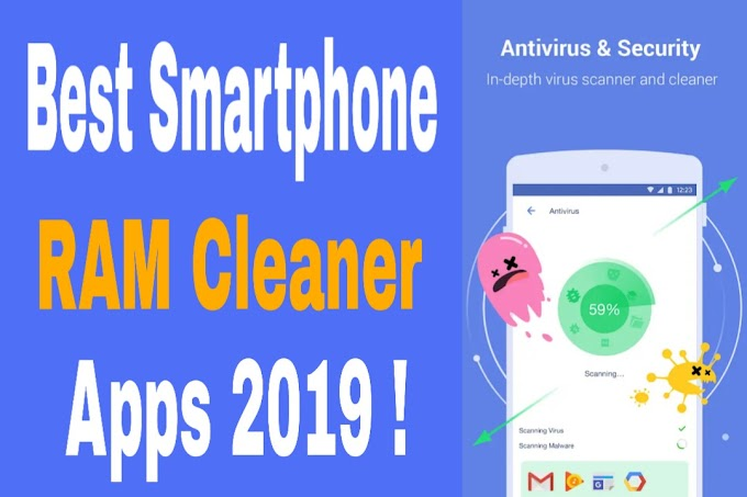 5 Best Smartphone Ram Cleaner App II Best Smartphone Cleaner App