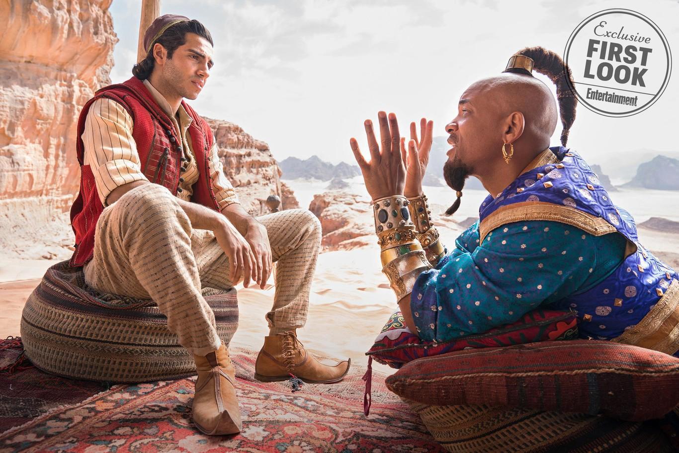 Aladdin 2019 pelicula completa