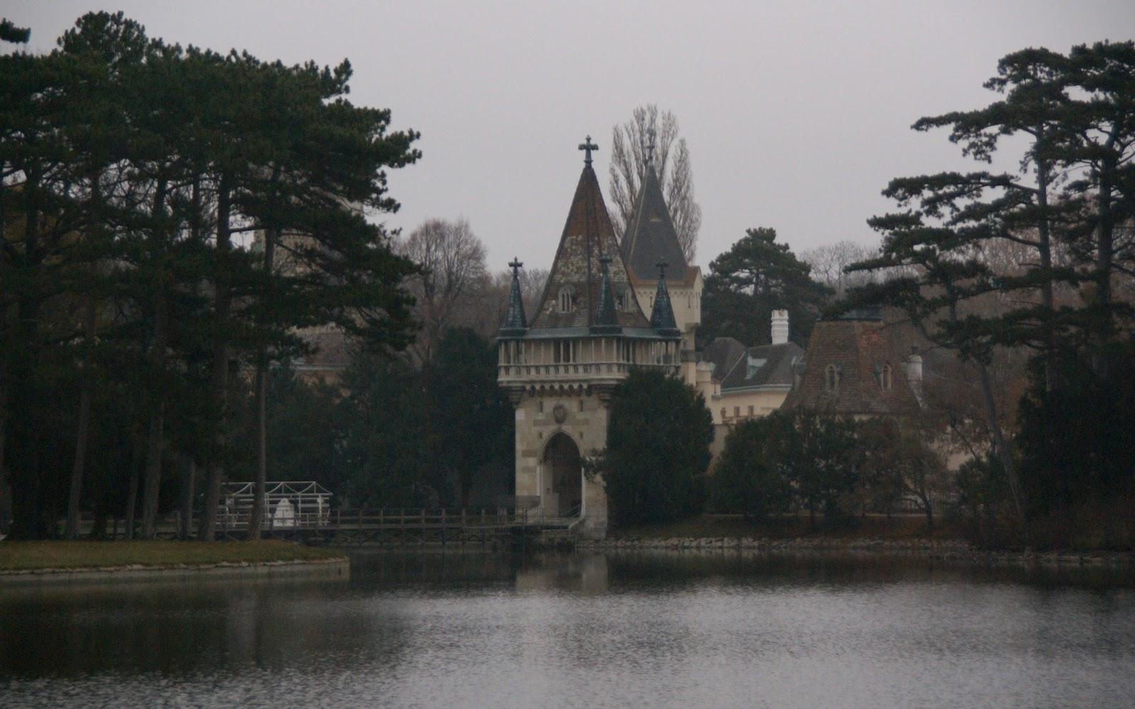 Schlosspark Laxenburg: November 2011