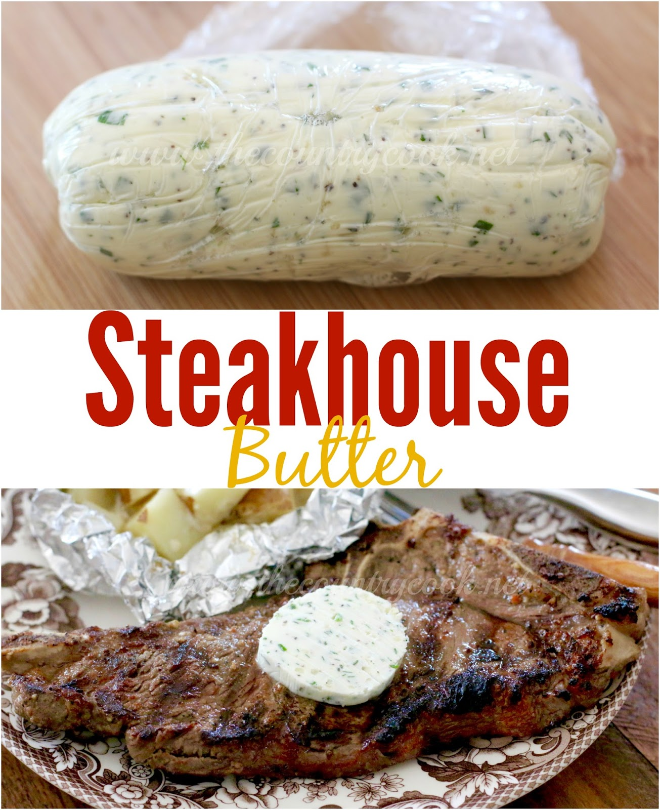 how to cook steak on the stove with butter