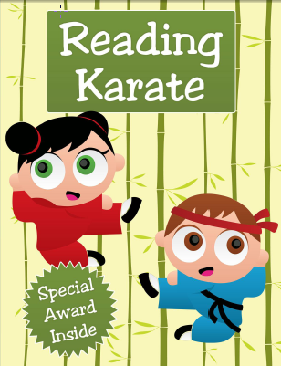 Welcome to The Schroeder Page!: Reading Karate! Chop, Chop