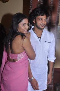 South Actress Hot Saree blouse