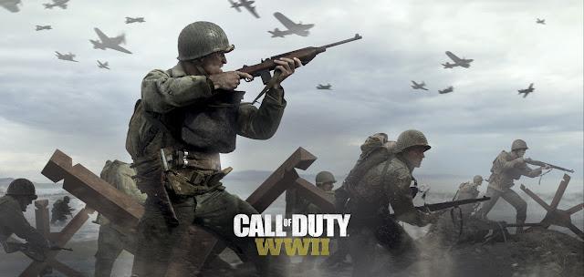 بالفيديو مقارنة لرسومات لعبة Call of Duty WWII لجهاز Xbox One X و PS4 Pro ؟ و إليكم النسخة الأفضل ...