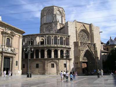 Cathedral, Valencia