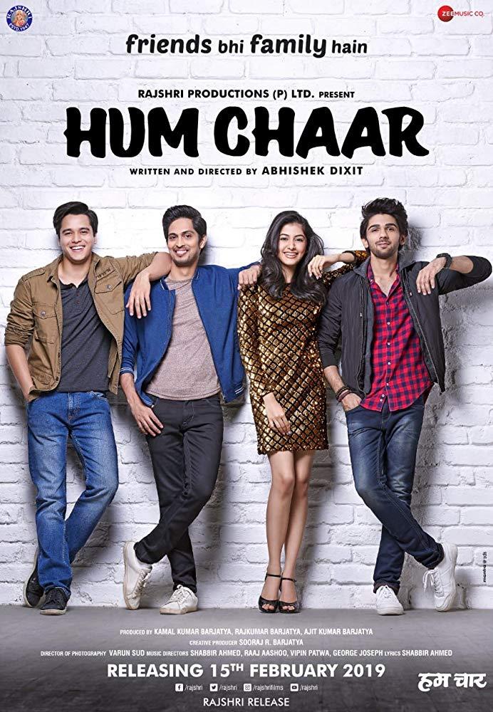 Download film Hum Chaar (2019) HD Subtitle Indonesia