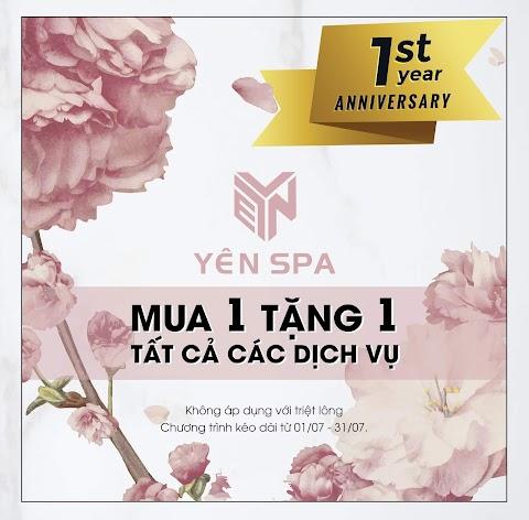 Mừng SN Yên Spa 1 tuổi