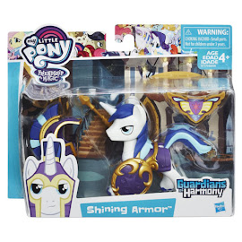 My Little Pony Main Series Single Figure Shining Armor Guardians of Harmony Figure