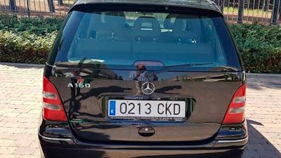Localizan coche  Blanca Fernández Ochoa