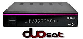 DUOSAT MAXX HD NOVA ATUALIZAÇÃO V2.7 - 16/12/2020