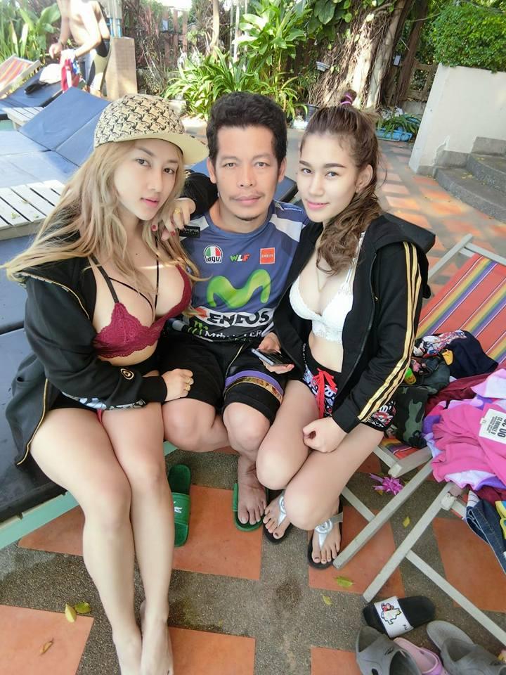 WOWW.. Lelaki Ini Dicintai Dua Wanita Cantik dan Seksi !!! Kongsi ... 2323078409