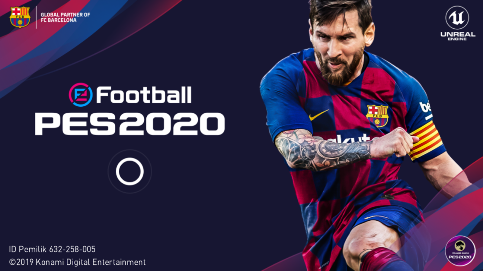 PATCH OF Efootball PES 2020 MOBILE V4.0.2 FULL VERSION BY