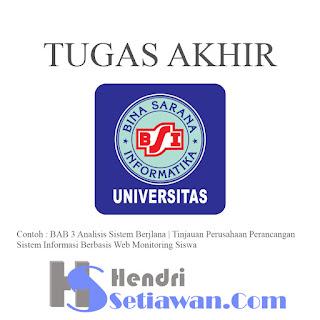 BAB III Analisis Sistem Berjalan,  Sejarah Perusahaan ( Sejarah Sekolah)