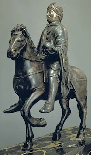 Statuette of Charlemagne