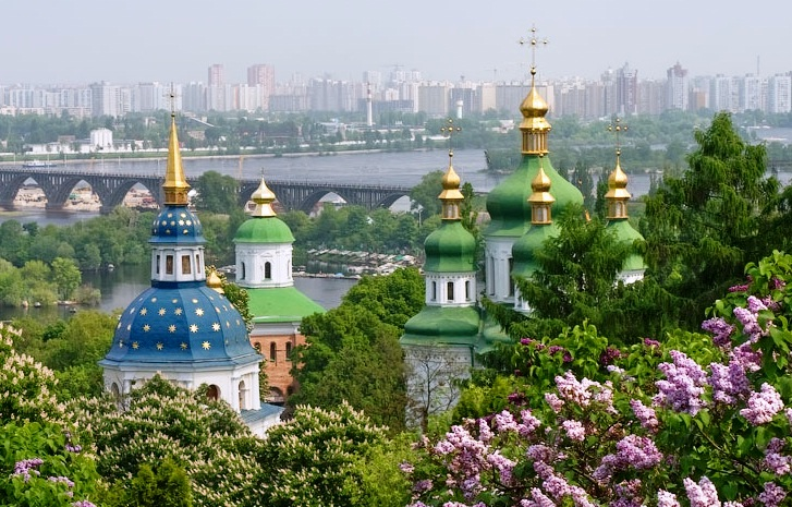 World Beautifull Places Ukraine Kiev
