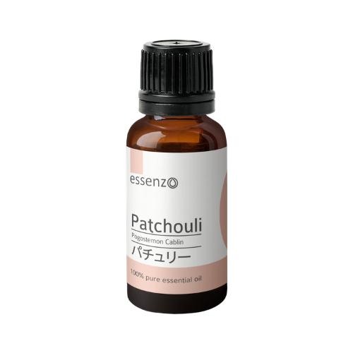 Patchouli Essenzo Essential oil untuk rambut rontok dari