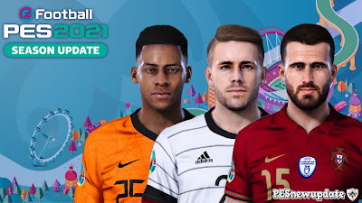 PES 2021 Extracted Facepack DLC 7.0