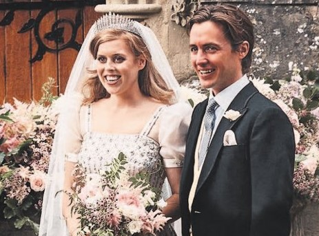 princess beatrice of york wedding
