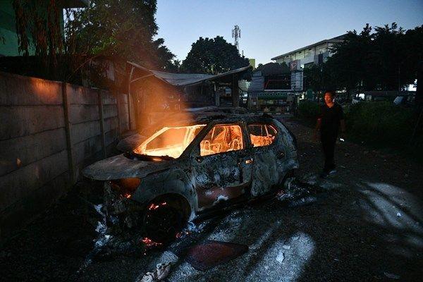 Pelaku Pencurian Senjata Api Brimob Saat Kerusuhan 22 Mei Ditangkap