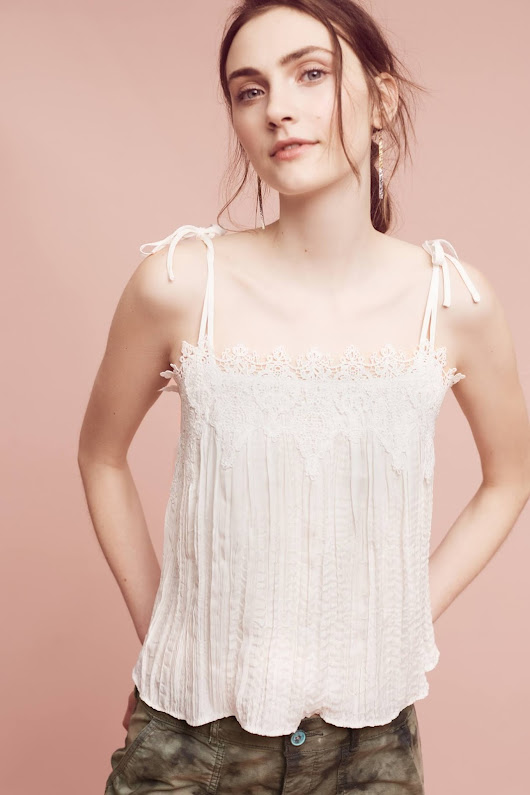 Anthropologie's sale is now an extra 30% off!