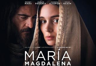 María magdalena 2018