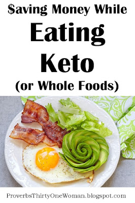 Saving Money while Eating Whole Foods