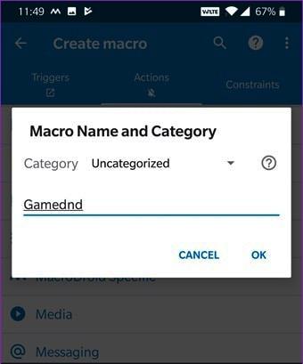 طريقة إيقاف الإشعارات أثناء لعب الألعاب في هواتف الأندرويد