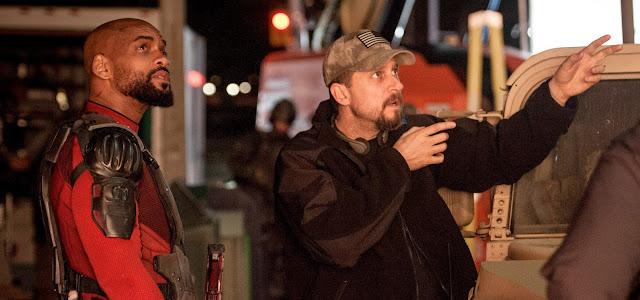 Diretor do primeiro 'Esquadrão Suicida' apoia o novo filme de James Gunn