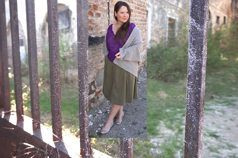 50 looks of lovet mode 50plus fr hlingslook violette. Black Bedroom Furniture Sets. Home Design Ideas