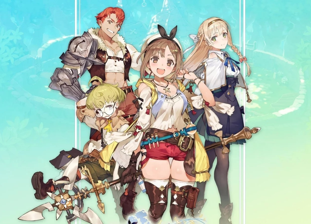 Review: Atelier Ryza: Ever Darkness & the Secret Hideout (Nintendo Switch)  - Digitally Downloaded