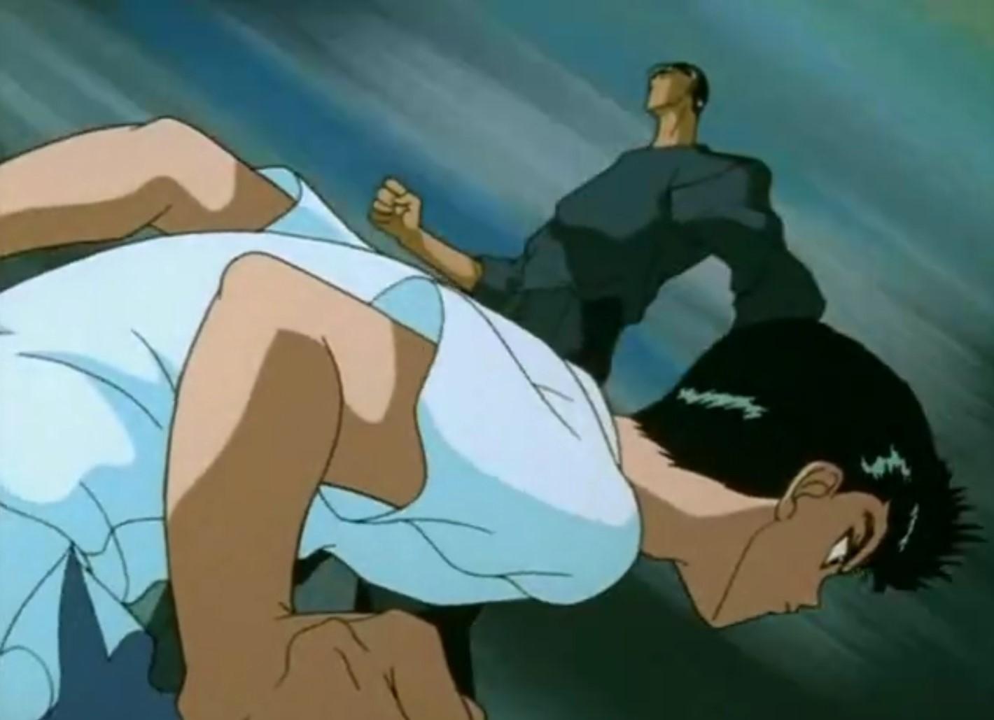 Yu Yu Hakusho Dublado: Episódio 77 – O Passado Negro do Detetive Espiritual