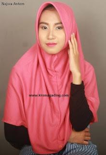 Konveksi Jilbab instan Murah Di Serang Banten