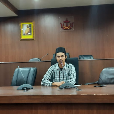Alumni Dayah MUDI Ini Terpilih Sebagai Ketua Umum Perhimpunan Pelajar Indonesia Brunei Darussalam (PPIBD) Periode 2021-2022