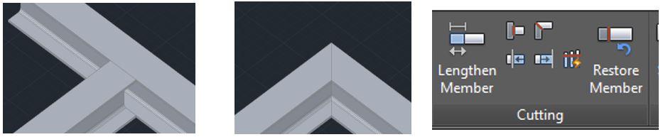 componente estructural AutoCAD Plant 3D
