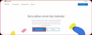 membuat email outlook pc