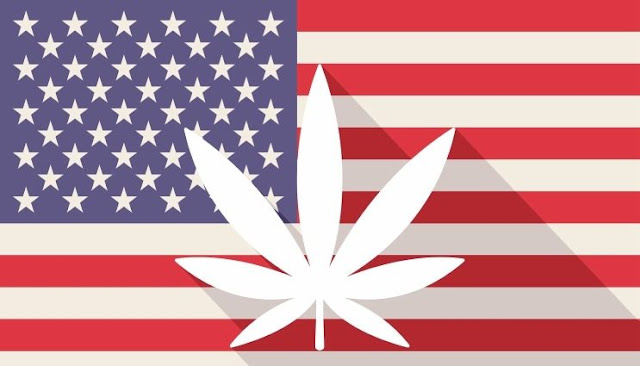 CANNABIS USE DISORDER IS RISING IN U.S. STATES WHERE WEED IS LEGAL