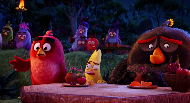 The Angry Birds Movie (2016) Dual Audio [Hindi-DD5.1] 720p BluRay ESubs Download