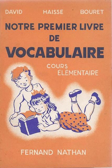 تعلم الفرنسية Notre premier livre de vocabulaire