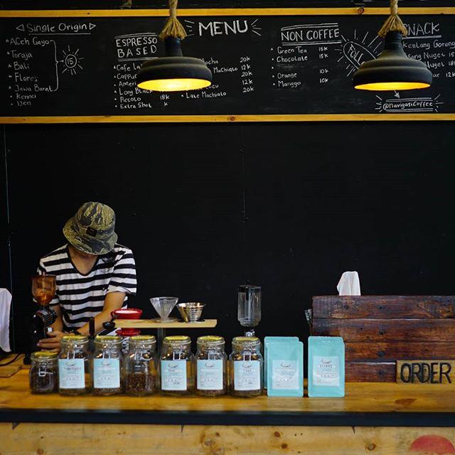 Navigasi Coffee, Tempat Ngopi Asik di Dekat Kampus Pelita Bangsa Cikarang